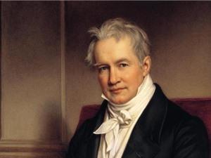 Kỉ niệm 250 năm ngày sinh Alexander von Humboldt - Cha đẻ ngành khí tượng học hiện đại