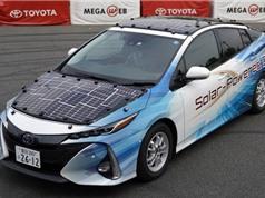 Toyota muốn chế tạo xe điện chạy bằng năng lượng mặt trời có thể hoạt động mãi mãi không cần dừng lại để sạc