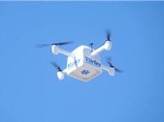 Flirtey kỳ vọng tạo nên cuộc cách mạng giao hàng bằng drone