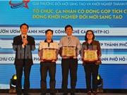 40 ứng viên vào vòng chung khảo Giải thưởng ĐMST và Khởi nghiệp I-Star 2019