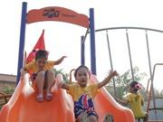 FPT mở quỹ FoxStep xây dựng sân chơi miễn phí cho trẻ em toàn quốc