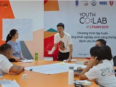 Youth Co:Lab Vietnam 2019:  Kỹ năng và tư duy khởi nghiệp cho thanh niên địa phương