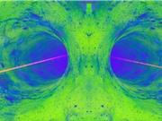 """Hệ thống laser cực mạnh có thể """"khoan thủng"""" thực tại"""