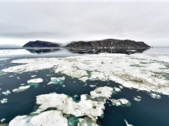Băng biển Bắc Cực ở mức thấp kỷ lục