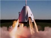 SpaceX thử nghiệm hệ thống thoát hiểm cho tàu vũ trụ