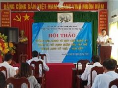 Kiên Giang: Xây dựng nhãn hiệu tập thể tại huyện Hòn Đất