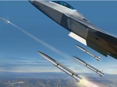 Raytheon trình làng mẫu tên lửa không đối không tầm xa nhỏ gọn