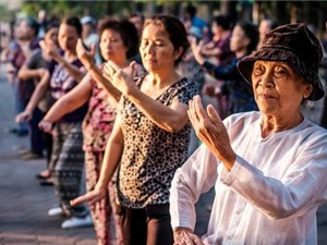 Già hóa dân số Việt Nam