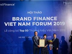 Xếp hạng Brand Finance: Viettel là thương hiệu giá trị nhất Việt Nam