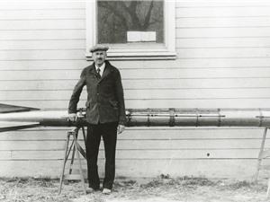 Tên lửa nhiên liệu lỏng đầu tiên