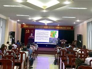 Thái Nguyên: Giới thiệu công nghệ iMetos hỗ trợ sản xuất nông nghiệp