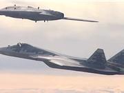 Nga thử nghiệm loại drone chiến đấu tàng hình