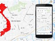 Khai trương Vmap – Bản đồ số dành cho người Việt
