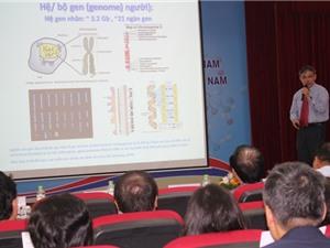 Nghiên cứu về protein ở Việt Nam đang bị chững lại