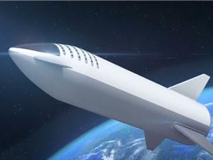 SpaceX ra mắt tàu vũ trụ chở người tới sao Hỏa