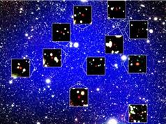 Phát hiện cụm thiên hà lâu đời nhất trong vũ trụ