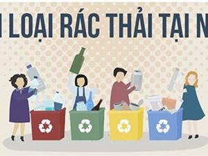 Phân loại đầu nguồn & tái chế rác thải