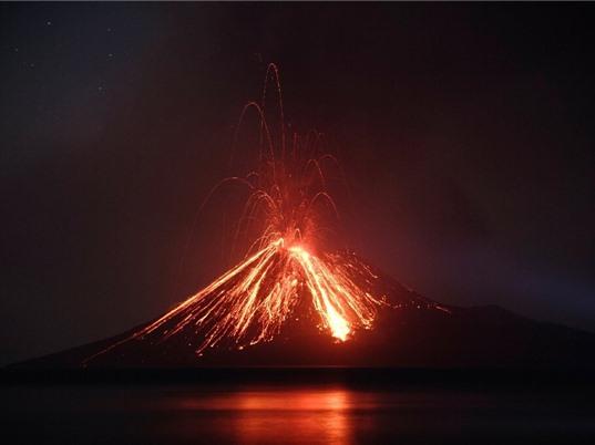 Lượng cacbon con người thải ra cao gấp 100 lần so với toàn bộ núi lửa trên Trái đất