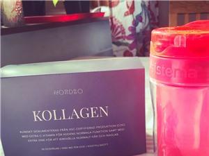 Thụy Điển ra mắt sản phẩm bổ sung collagen đầu tiên được chứng nhận ASC