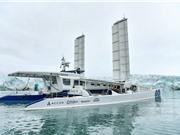 Tàu chạy bằng hydro đầu tiên trên thế giới đến London