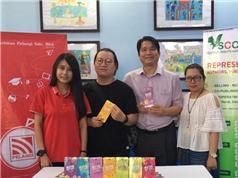 Malaysia mua bản quyền và phát hành sách Toán của Việt Nam ở 4 nước ASEAN