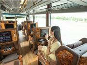 GrabBus chính thức được triển khai thử nghiệm ở Sài Gòn, bắt đầu cạnh tranh trực tiếp với xe buýt truyền thống