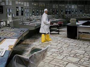 Phòng điều khiển Chernobyl cho phép khách tham quan trong 5 phút