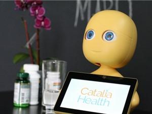Robot giúp bệnh nhân theo dõi bệnh mãn tính tại nhà