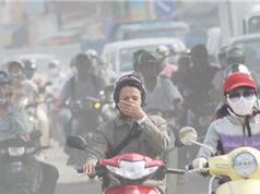 Hà Nội và TPHCM: Rất ít người dân hài lòng với chất lượng không khí