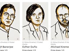 Nobel Kinh tế 2019: Vinh danh các randomista trong cuộc chiến chống đói nghèo
