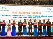 Techmart – Techfest Mekong 2019: Giới thiệu hơn 800 kết quả KH&CN ứng dụng trong sản xuất, kinh doanh