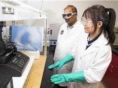 Mỹ: Phát triển phương pháp mới loại bỏ độc tố trong nước thải dệt nhuộm