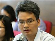 Giáo sư trẻ nhất Việt Nam giành giải thưởng toán học quốc tế Ramanujan