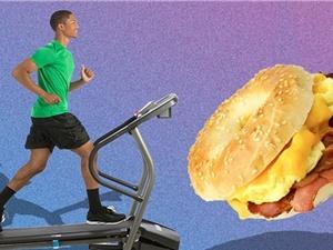 Tập thể dục trước khi ăn sáng giúp đốt cháy mỡ thừa tốt hơn