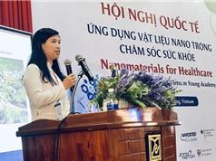 GS Nguyễn Thị Kim Thanh nhận giải thưởng Rosalind Franklin của Hiệp hội khoa học Anh