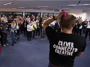 Thử sai và liên kết: Kinh nghiệm từ Mạng lưới Đổi mới sáng tạo Canberra