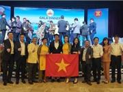 Việt Nam giành giải Vàng và Bạc tại ASEAN ICT Awards