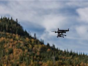 Hệ thống giúp máy bay không người lái vận hành ở khu vực lạ