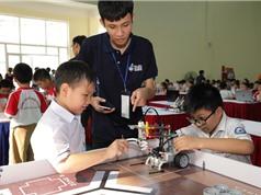 Thi Robothon và Wecode quốc gia: Đà Nẵng và Cần Thơ dẫn đầu