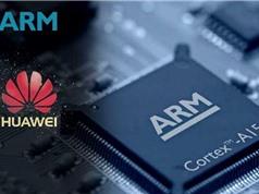 ARM tuyên bố hợp tác trở lại với Huawei