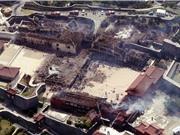 Chính phủ Nhật Bản hứa sẽ phục dựng thành cổ Okinawa bị cháy