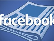 Facebook thử nghiệm dịch vụ tin tức Facebook News