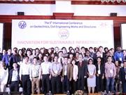 Hội thảo quốc tế về phát triển cơ sở hạ tầng bền vững