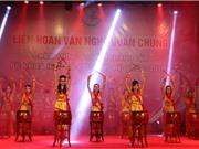 Liên hoan văn nghệ quần chúng chào mừng kỷ niệm 60 năm thành lập Bộ KH&CN