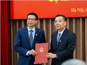 Ông Lê Xuân Định được bổ nhiệm Thứ trưởng Bộ Khoa học và công nghệ