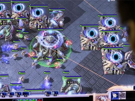 AlphaStar đánh bại những game thủ giỏi nhất