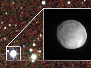 Hygiea có thể trở thành hành tinh lùn nhỏ nhất trong hệ Mặt trời