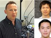 Ba nhà vật lý trẻ nhận Giải thưởng Dương Chấn Ninh