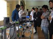 Chuyên gia STEM Việt Nam và Singapore giảng kinh nghiệm truyền thông khoa học