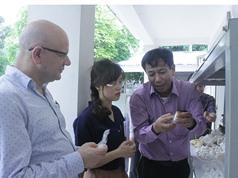Tiểu dự án FIRST chế tạo bột thạch anh từ nguồn nguyên liệu trong nước